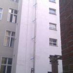 Bauaufzug Steinweg Superlift 200